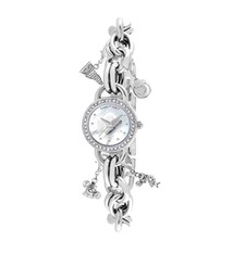 Ohio State University Women's Charm Watch