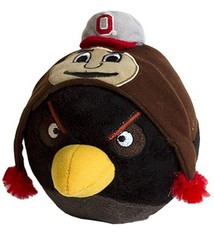 Ohio State University Angry Bird Plush Toy
