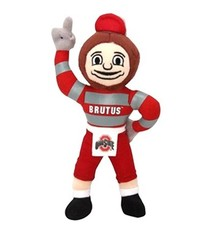 Forever Collectibles Ohio State University Brutus Plush Figure