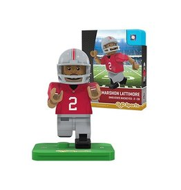 Ohio State University Marshon Lattimore #2 Minifigure