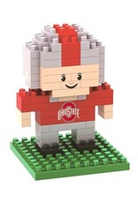 Forever Collectibles Ohio State University 3D BRXLZ Player Puzzle Set