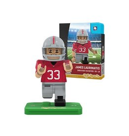 Ohio State University James Laurinaitis #33 Minifigure