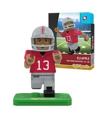 Ohio State University Eli Apple #13 Minifigure