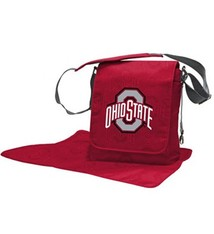 Ohio State University Messenger Diaper Bag