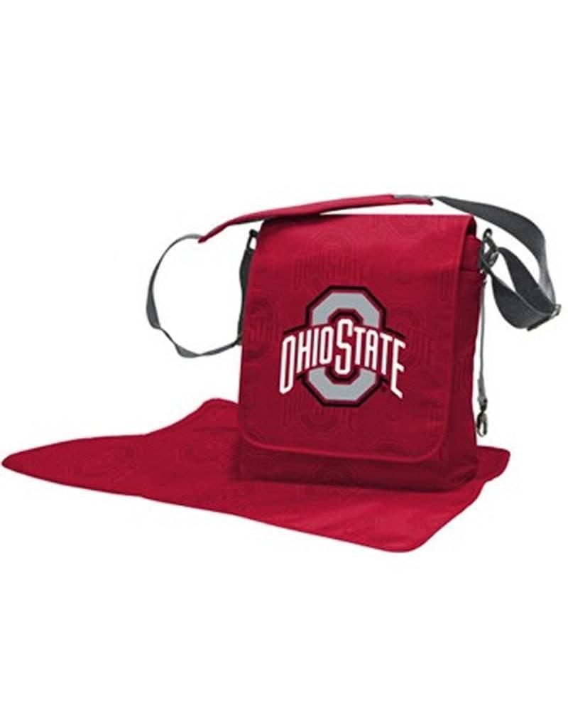 Ohio State University Messenger Diaper Bag