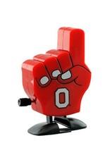 Ohio State University Wind Up Fan Finger