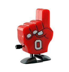 Ohio State University Wind Up Fan Finger