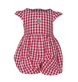 Ohio State University Infant Gigi Outfit