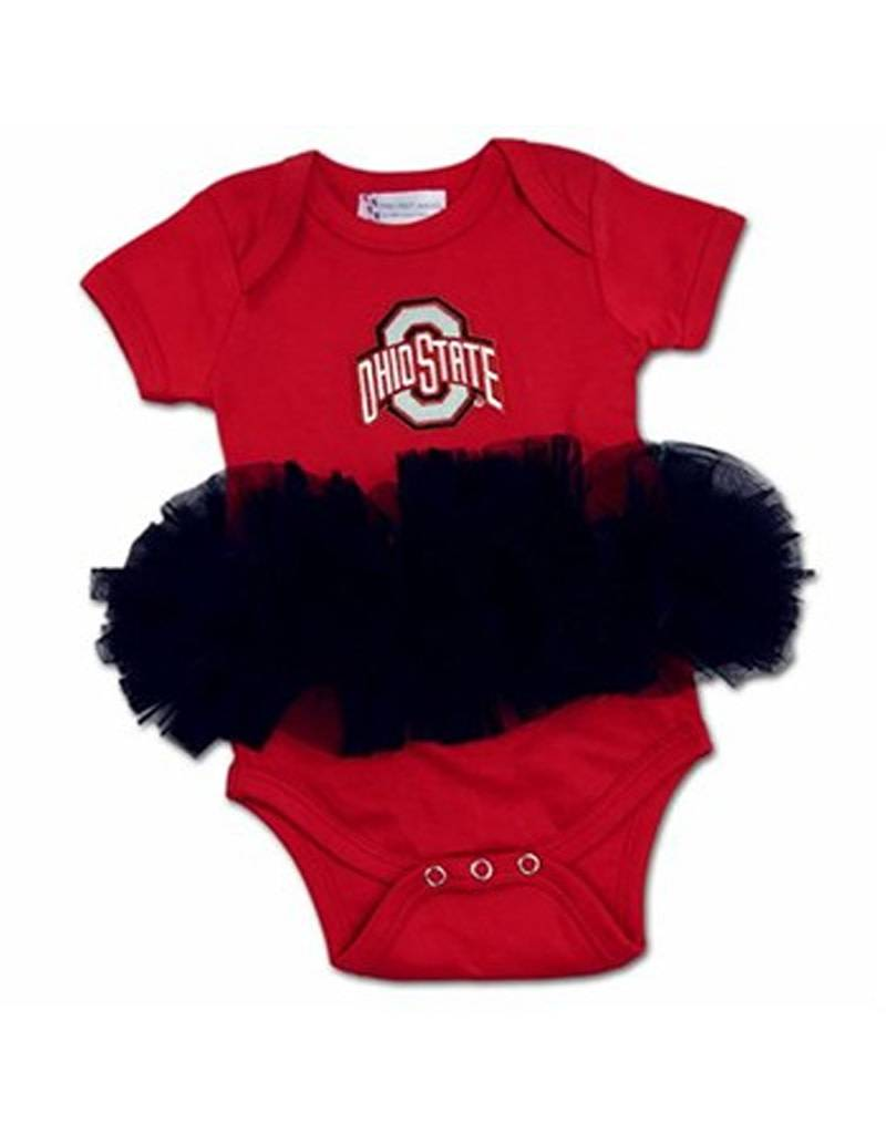 Ohio State University Infant Tutu Onesie