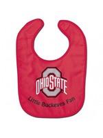 Wincraft Ohio State University Little Buckeyes Fan Bib