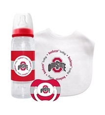 Ohio State University Boxed Baby Gift Set