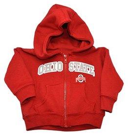 Ohio State University Red Hoodie