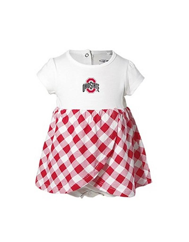 Ohio State University Infant Miranda Dress