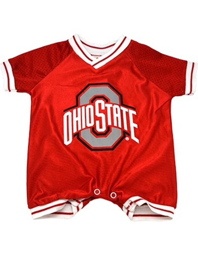 Ohio State University Football Romper
