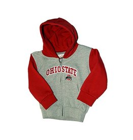 Ohio State University Toddler Comfort Zip Hoodie