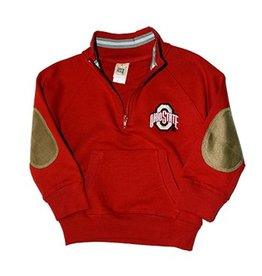 Ohio State University Toddler 1/4 Zip Fleece Pullover