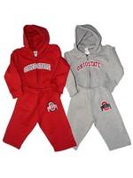 Ohio State Toddler Fleece Hoodie & Pant Set