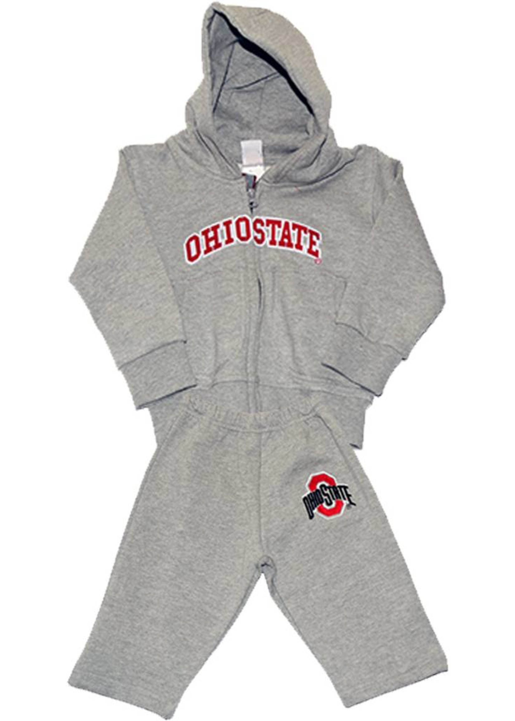 Ohio State University Toddler Fleece Hoodie & Pant Set