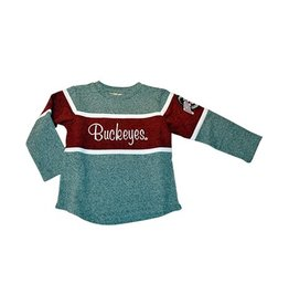 Ohio State University Toddler Long Sleeve Terry Fleece