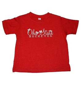 Ohio State University Script Toddler Tee