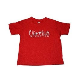 Ohio State University Script Toddler Tee