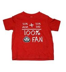 Ohio State University 100% Fan Toddler Tee
