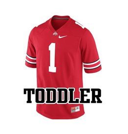 Nike Ohio State University Toddler Replica #1 Jersey