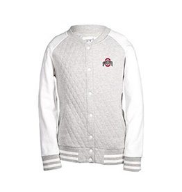 Ohio State University Hope Toddler Quilted Jacket