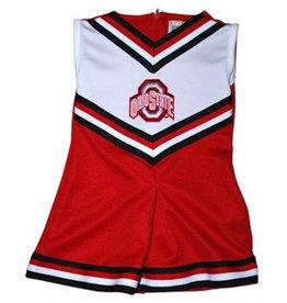 Ohio State University Cheerleader Jumper