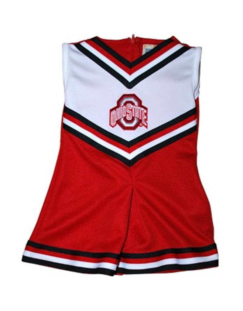 Ohio State University Cheerleader Jumper