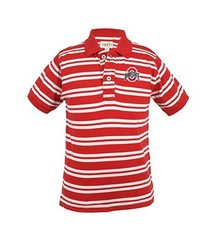 Ohio State University Youth Oliver Stripe Polo