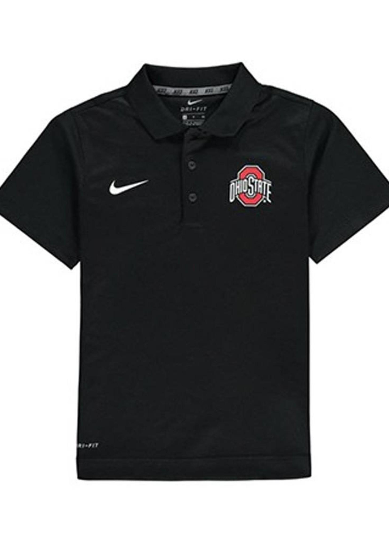 Nike Ohio State University Youth Varsity Polo