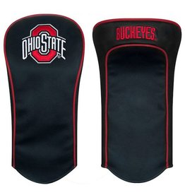 Ohio State University Black Driver Headcover