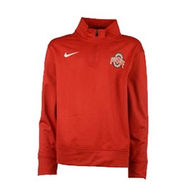 Nike Ohio State University Youth Dri-FIT 1/4 Zip