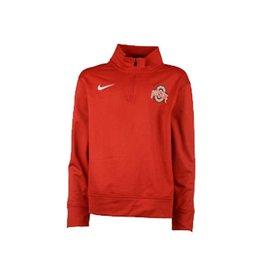 Nike Ohio State University Youth Dri-FIT 1/4 Zip
