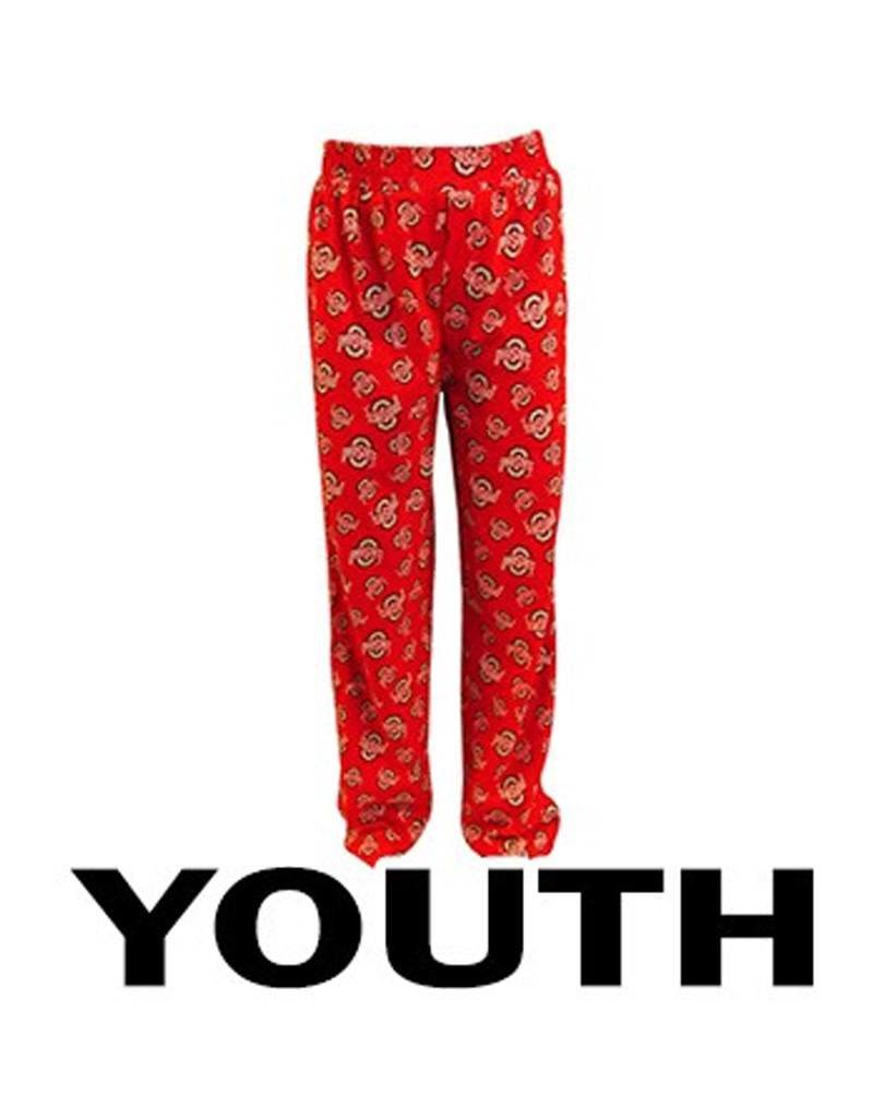 Top of the World Ohio State University Youth Athletic O Sleep Pants