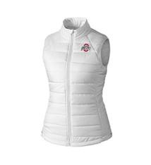 Cutter & Buck Ohio State University Women's Post Alley Vest