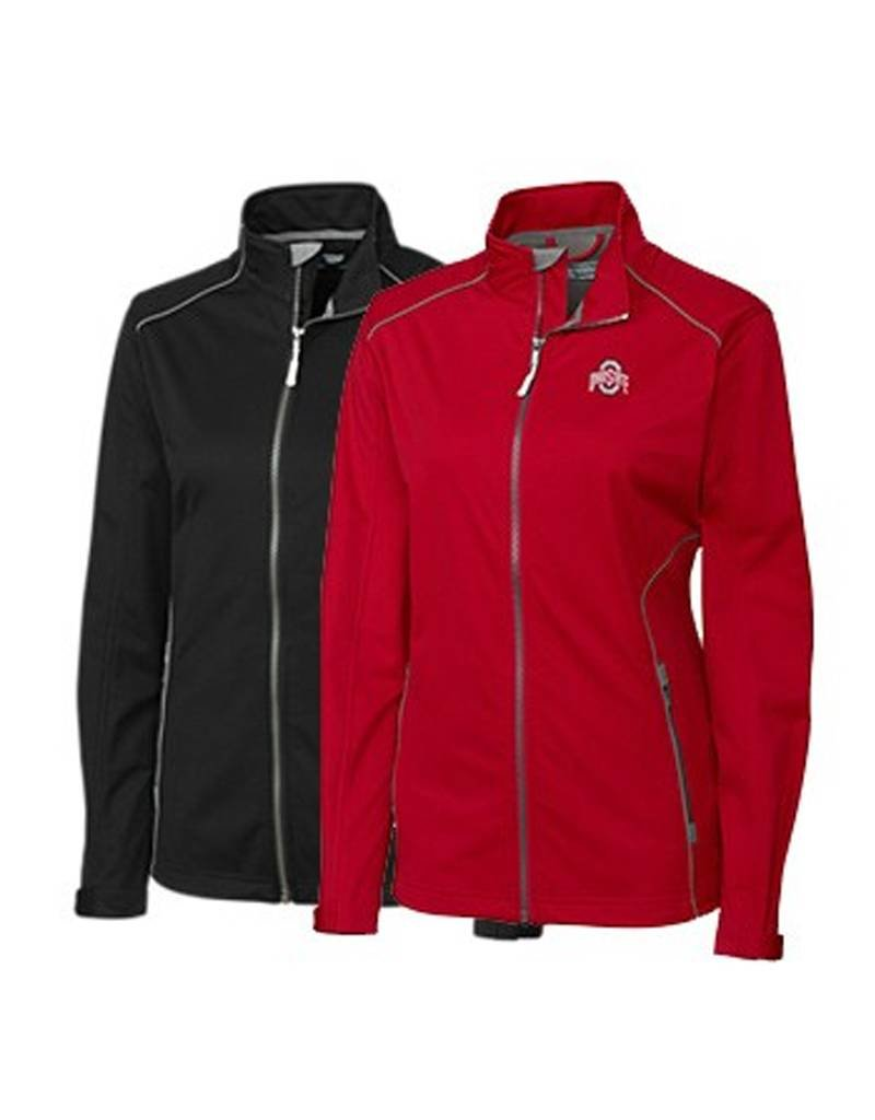 Cutter & Buck Ohio State University Women's Opening Day Softshell