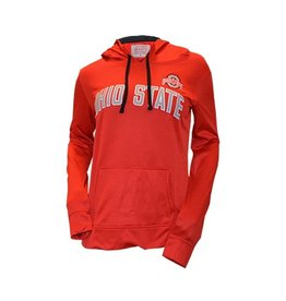 Top of the World Ohio State University Women's Red Top of the World Hoodie