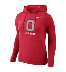 Nike Ohio State University Women's Buckeyes Fleece Hoodie