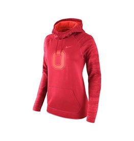 Nike Ohio State Women's Performance Pullover Hoodie
