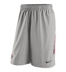 Nike Ohio State University Speed Vent Shorts