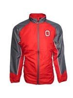 Top of the World Ohio State University Quarterback Jacket
