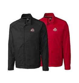 Cutter & Buck Ohio State University Blakely Full Zip Jacket