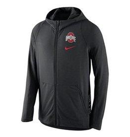 Nike Ohio State University Hyper Elite Full Zip Hoodie