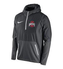 Nike Ohio State University Vapor Fly Rush Jacket