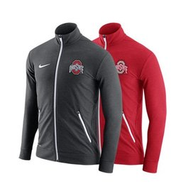 Nike Ohio State University DriFIT Touch Full Zip Jacket