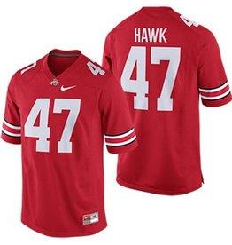 Nike Ohio State University AJ Hawk Players Jersey