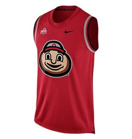 Nike Ohio State University Brutus Tank Jersey