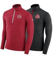 Nike Ohio State University Element Long Sleeve Top